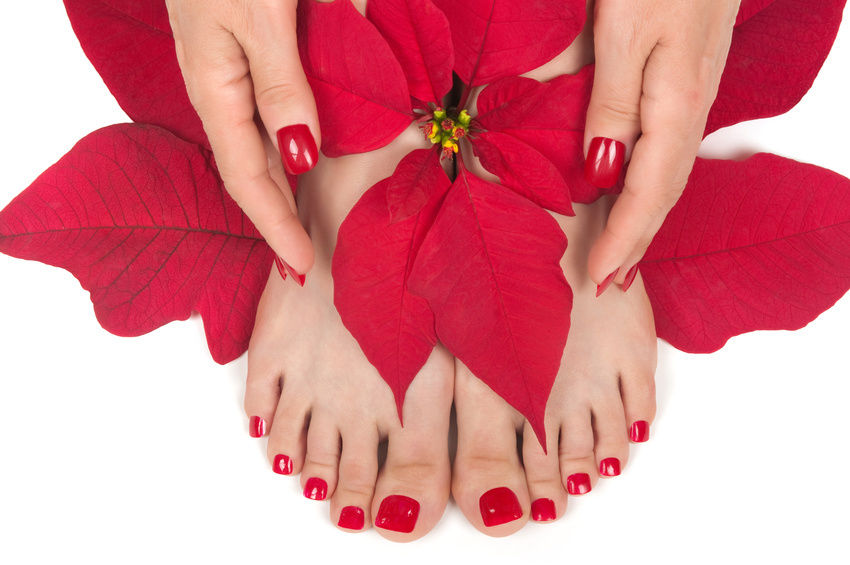Hohoho beauty gogogo how to prosper this winter the for A lenox nail skin care salon