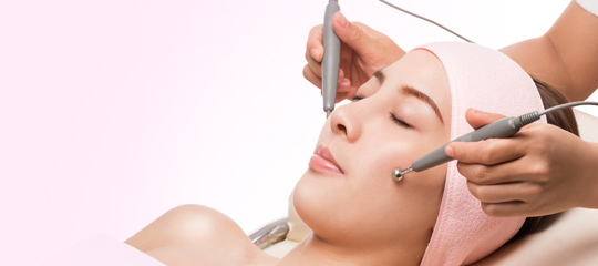 Electrical Facials Training Course The Beauty Academy