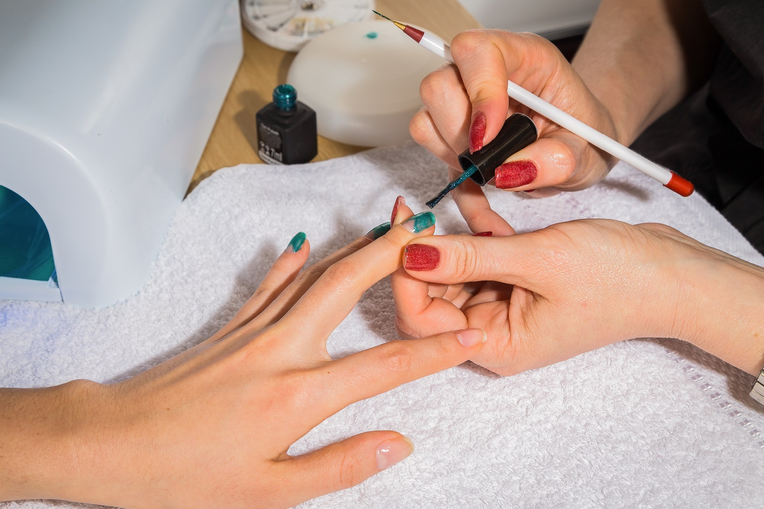 Online Gel Polish Nail Art Course The Beauty Academy